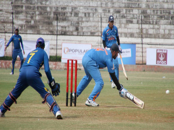 T20 World Cup for Blind: India beat Sri Lanka by 9 wickets