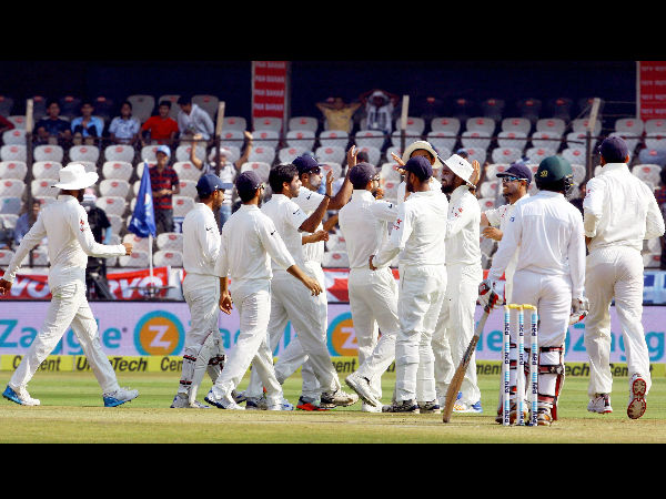 Hyderabad Test, Day 4: Bangladesh restricted to 388; India opt not to impose follow-on
