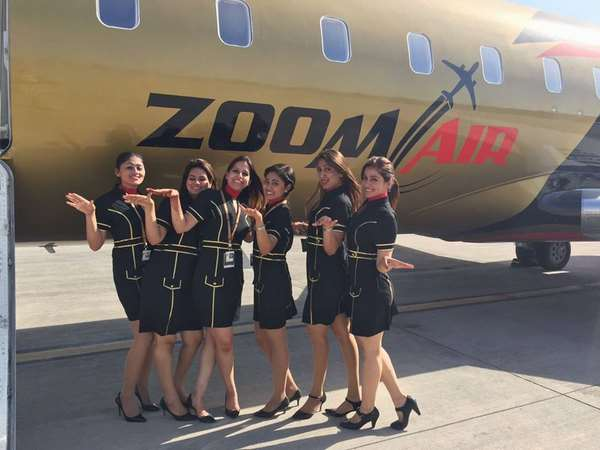India S Newest Airline Zoom Air Begins Operations