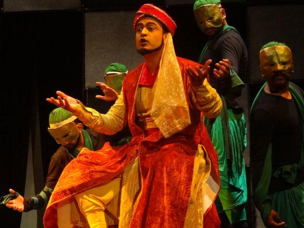 World Theatre Day Special Use Social Media Internet Kannada Drama Group