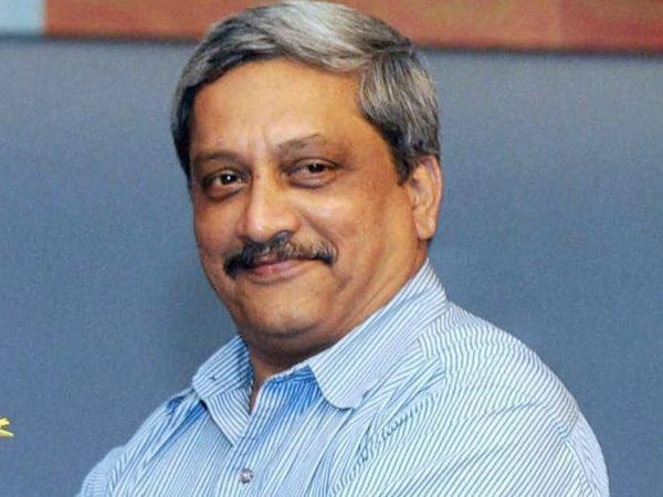 Governor Appoints Parrikar As Chief Minister Of Goa