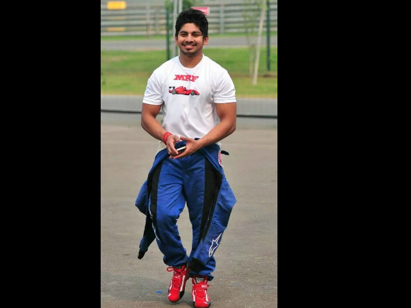 Racer Ashwin Sundar, his wife charred to death in car accident