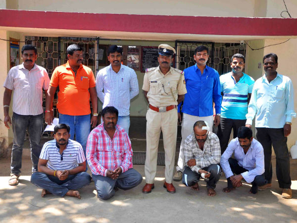 Matka betting den raided, 4 arrested in Hassan