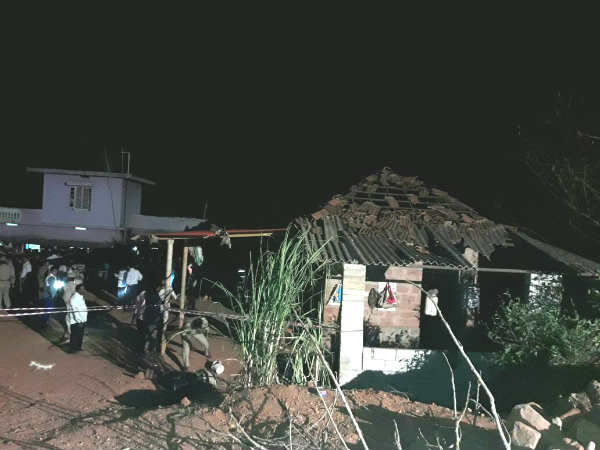 2 dead in crackers factory explosion at Kambalabettu Mangaluru