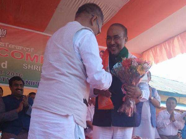 Biren Singh will be new Chief Minister of Manipur