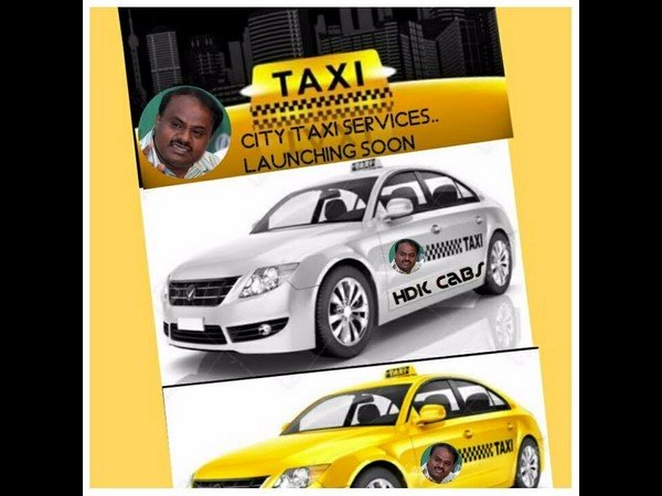 Bengaluru: 'HDK Cabs' to counter Ola and Uber