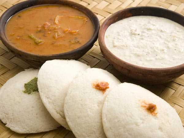 Deadly combination and idli combination!