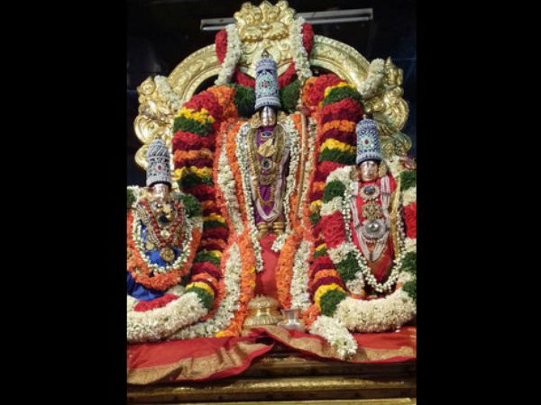 Srinivasa Kalyanothsavam at Palace Grounds on March 18th
