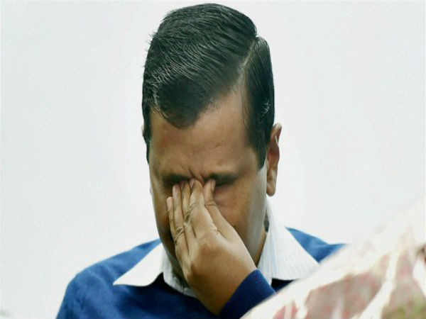 Embarrassing moment for AAP, called for celebration even before election results out