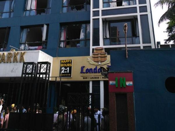 ಕೋಲ್ಕತಾ :ಹೋಟೆಲ್ ನಲ್ಲಿ ಬೆಂಕಿ, ಇಬ್ಬರು ದಹನ, 30 ಜನರ ರಕ್ಷಣೆ