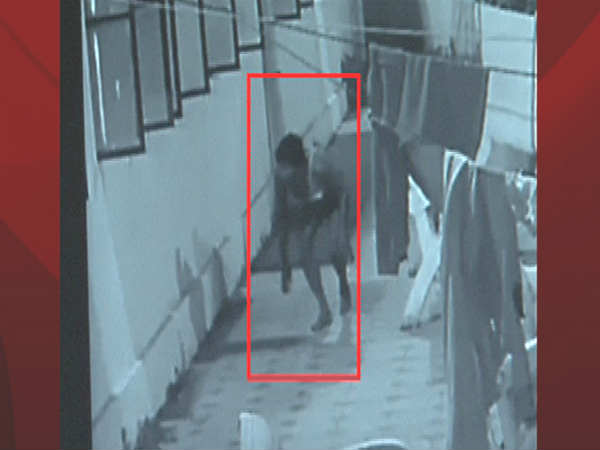 Psycho person Entered in Maharani Collage womens Hostel Bengaluru