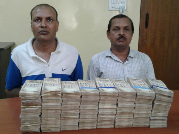Banned notes worth of 50 lakhs seized by Ashokanagar police