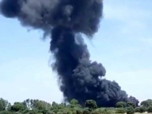 Plane Crash In South Sudan Killing All Passenges On Board