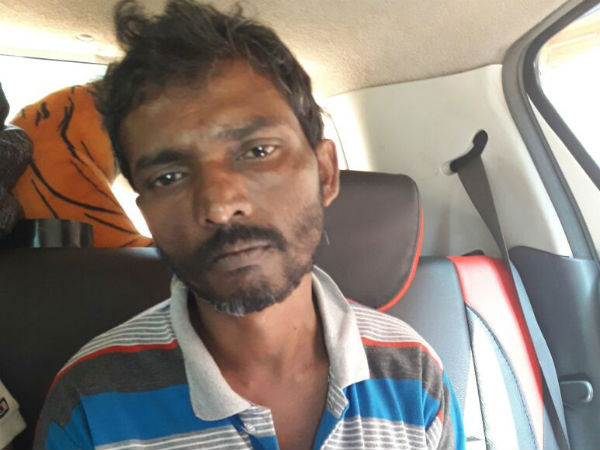 Undertrial who escaped from Mangaluru jail prison caught in Sullia