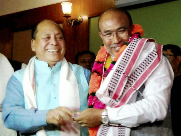 BJP's first government in Manipur: Swearing in tomorrow