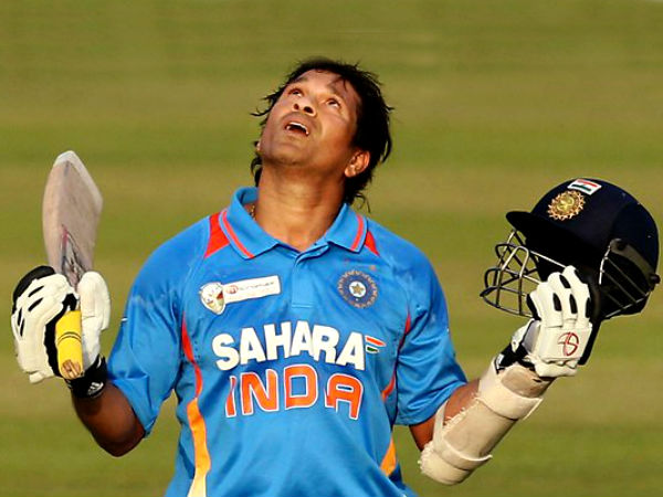 On this day, Sachin Tendulkar notched up century of tons