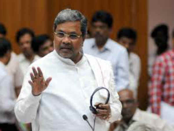All officers should learn Kannada : Siddaramaiah