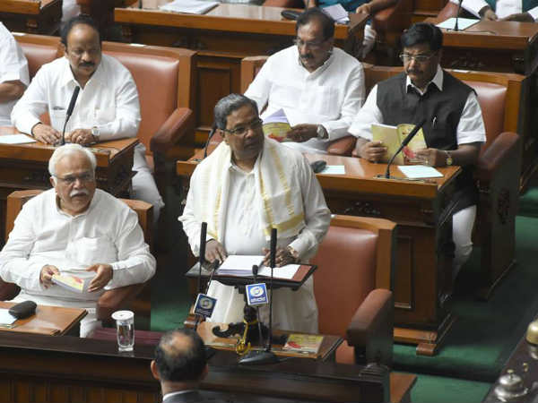 What CM Siddaramaiah gave to development of Sports in his budget of 2017