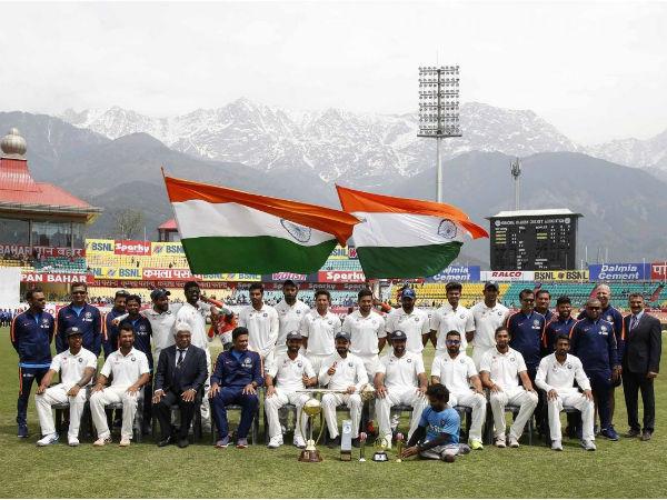 ದಾಖಲೆ:ಎಲ್ಲಾ ಟೆಸ್ಟ್ ತಂಡಗಳ ವಿರುದ್ಧ ಟೀಂ ಇಂಡಿಯಾಕ್ಕೆ ಸರಣಿ ಗೆಲುವು