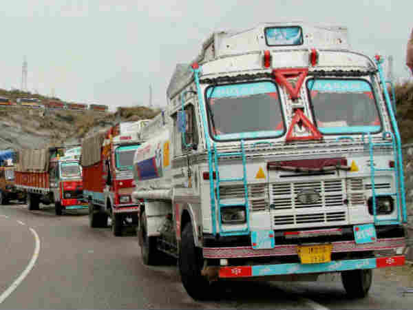 Truck stike from March 30 onwards?