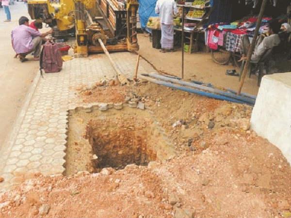 ಮಂಗ್ಳೂರು: 6 ಕೋಟಿ ರು ವೆಚ್ಚದಲ್ಲಿ ಅಂಡರ್ ಗ್ರೌಂಡ್ ವಿದ್ಯುತ್ ಕೇಬಲ್