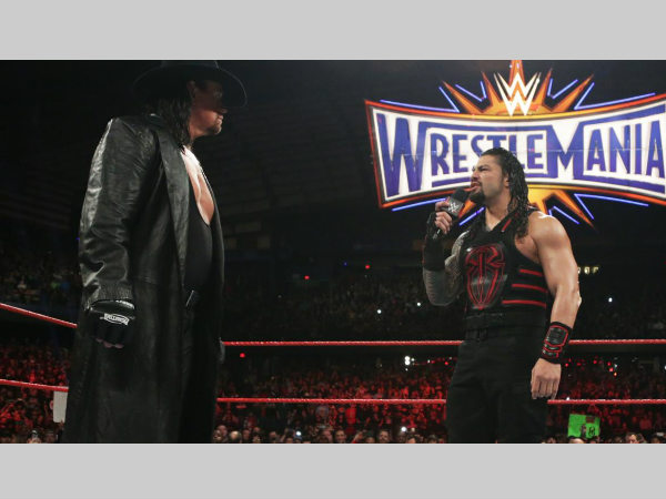 WWE: Prediction on how Undertaker-Roman Reigns match would end