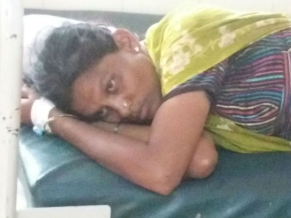 A mother in Mysuru killed her own baby girl!