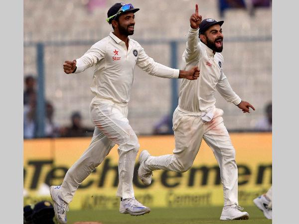 4ನೇ ಟೆಸ್ಟ್ ಪಂದ್ಯದಿಂದ ಕೊಹ್ಲಿ ಔಟ್: ರಹಾನೆ ನಾಯಕ