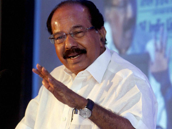 Don't blame EVMs for our failure: Veerappa Moili