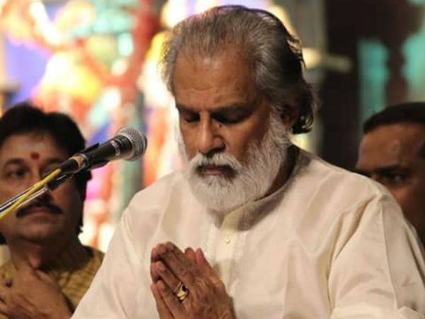 How to get god's grace, secret disclosed by singer Yesudas