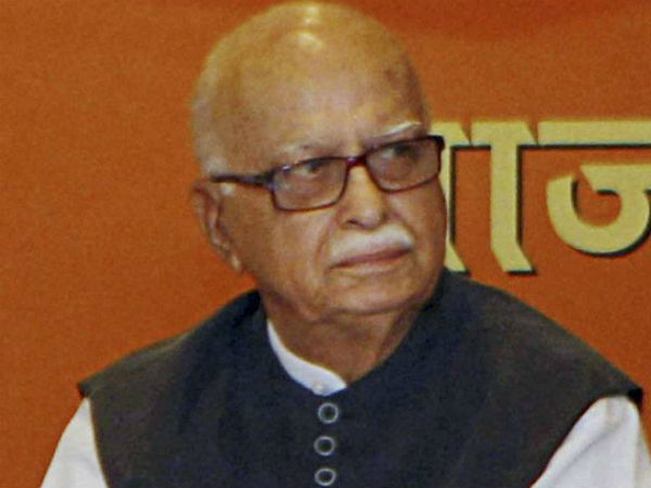 Advani Renominated As Lok Sabha Panel Chairman