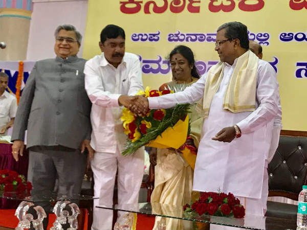 Byboll Winners Takes Oath Today In Vidhan Soudha