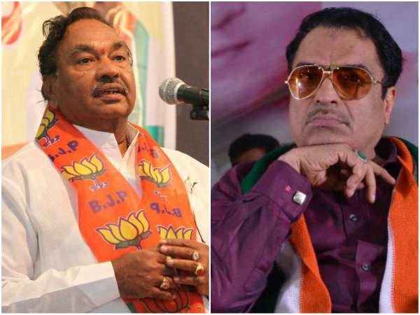 Humourous Statement By Eeshwarappa Ibrahim During Gundlupete Nanjanagudu Byelections