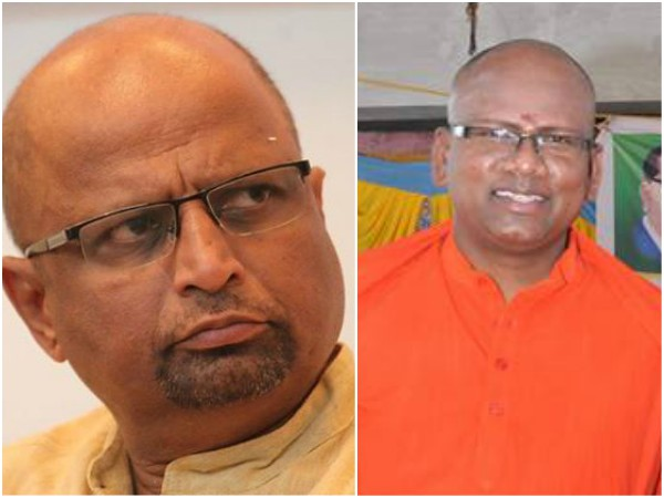 Serious allegation against Dinesh Amin Mattu from Madara Chennayya Swamiji