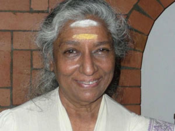 Belated Birthday Wishes To Veteran Singer S Janaki