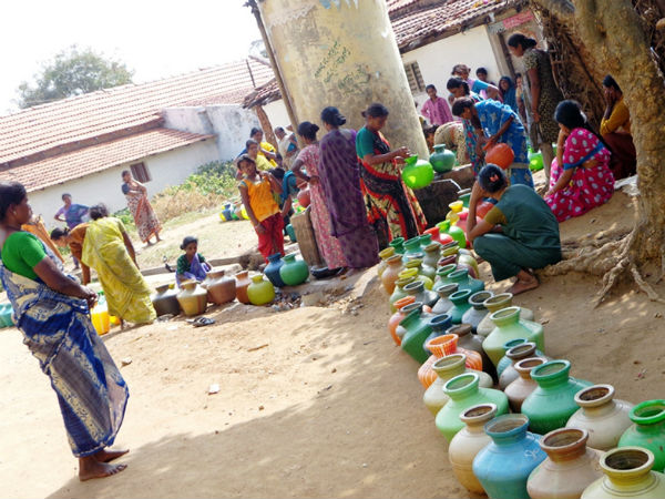 Gundlupet People Are Still Facing Water Problem