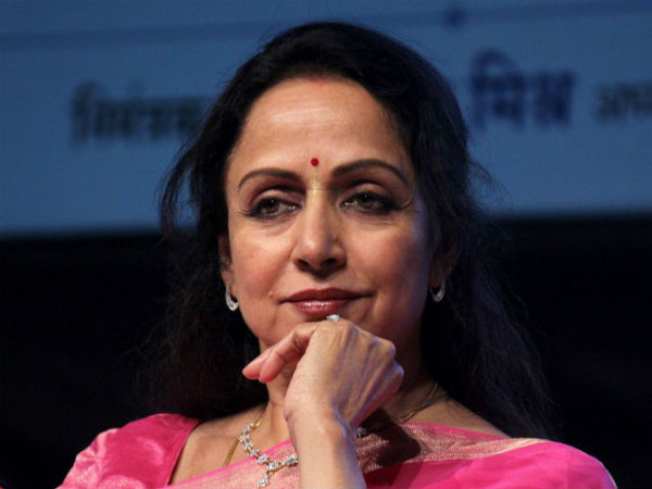 BJP MP Hema Malini drinks daily, does she commit suicide?: Maharashtra MLA