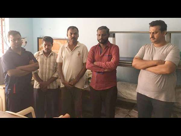 IPL Betting: 5 people arrested in Maddur,