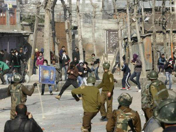Plastic bullets to be used for crowd control in Kashmir Valley