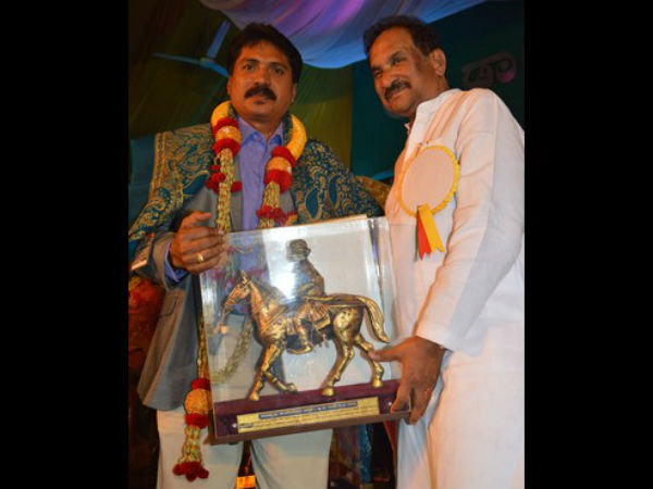 Kempegowda award distributed to awardees
