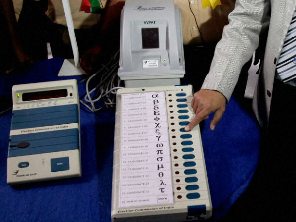 To break the Tampering Doubts, Cabinet clears EC's proposal to buy VVPAT machines