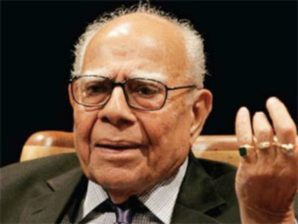 Veteran Lawyer Ram Jethmalani Announces Retirement