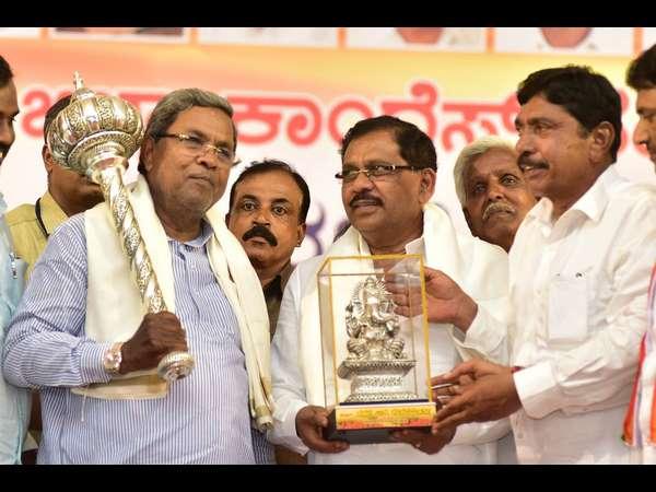 I Am Really Thankful To All Voters Of Nanjangud Siddaramaiah