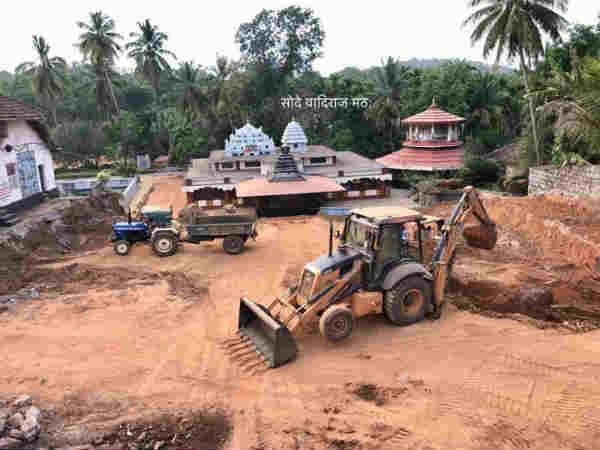 Overall renovation of Sri Sonda Kshetra, Mutt seeks devotees co-operation