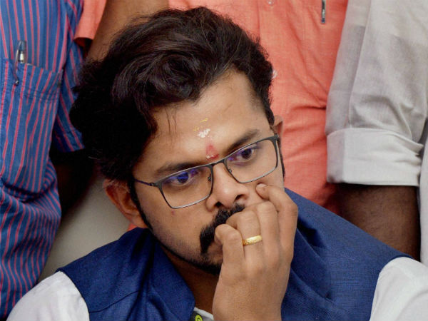 BCCI rejects S Sreesanth's plea to revoke life ban