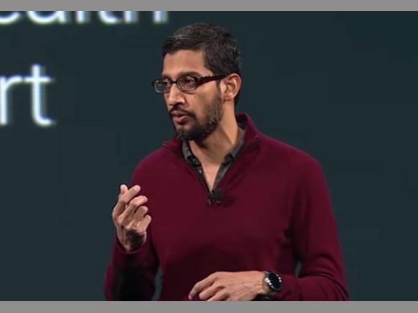 Google Ceo Sundar Pichai Received Nearly Us 200 Million Salary Last Year
