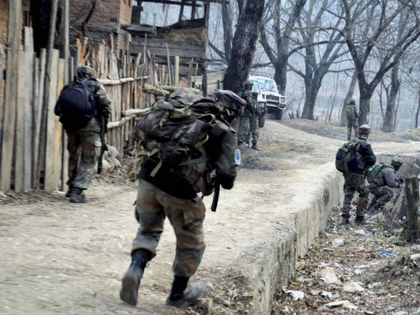 Alert Indian Army kills 4 terrorists who tried to infiltrate into Kashmir