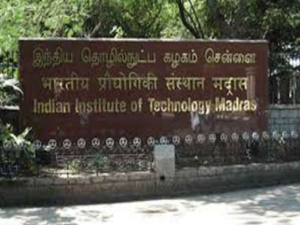 Students eat beef outside IIT-Madras to protest attack on research scholar