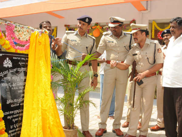ಮೈಸೂರು: ಬಹುನಿರೀಕ್ಷಿತ 'ಕಲ್ಪವೃಕ್ಷ' ಕ್ಯಾಂಟೀನ್ ಗೆ ಚಾಲನೆ