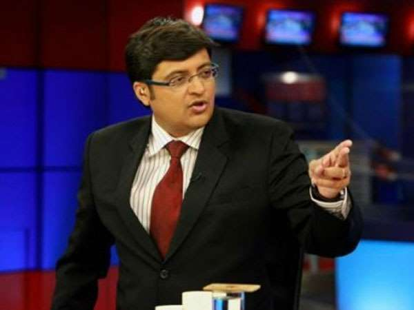 Arnab Goswami Republic Tv Tops Barc Rating Ahead Of Times Now